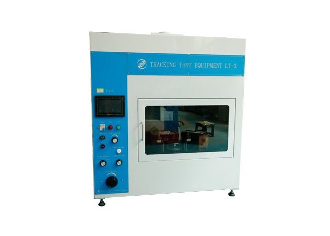 9999X0.1S Resolution Leakage Tracking Tester IEC 60112 Solid Insulating Materials  IEC 60695